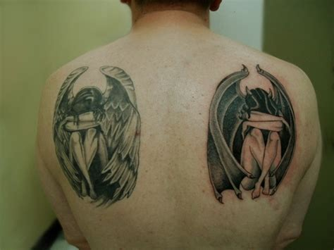 tattoo shoulder angel 63 fantastic shoulder angel tattoos