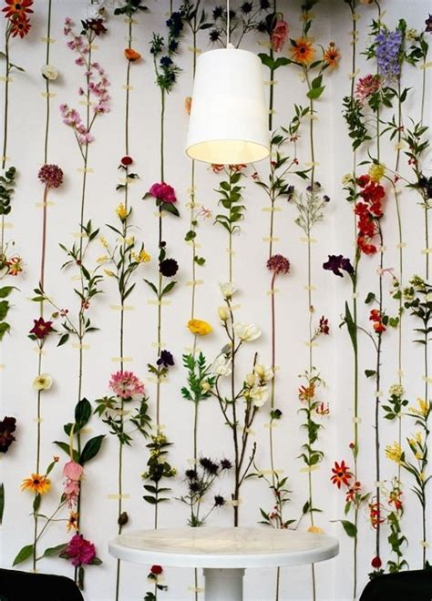 Floral Wall Decor by Diy Floral Wall Handspire