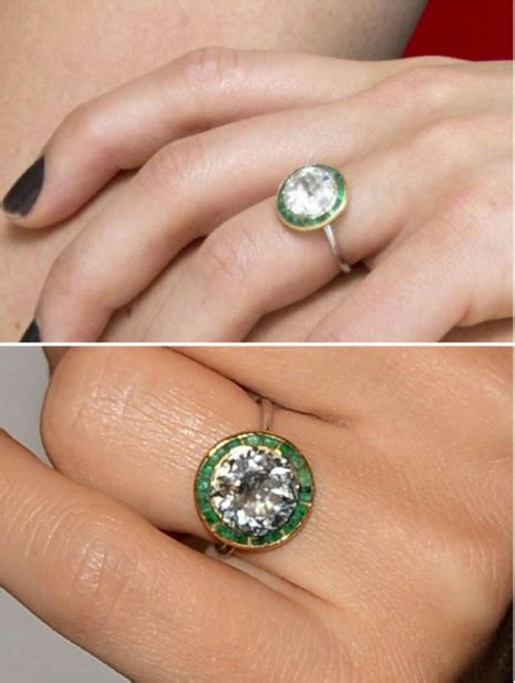 Where Can I Find Engagement Rings by Where Can I Find This Green Halo Ring I Ve Seen On