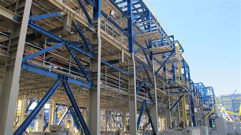 Pipe Rack Scaffolding by