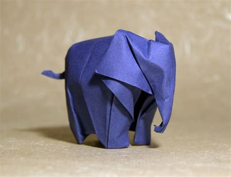 Origami Elephant For - image gallery origami elephant
