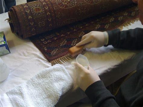 rug procedure rug cleaning rug repairs rug dyeing melbourne