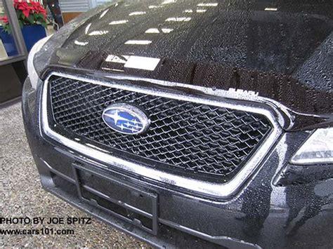 subaru crosstrek grill crosstrek sport mesh grill autos post