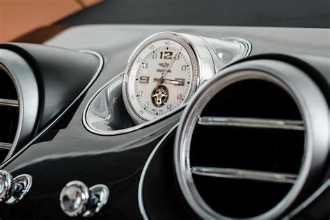 breitling bentley tourbillon bentley bentayga s optional mulliner tourbillon by