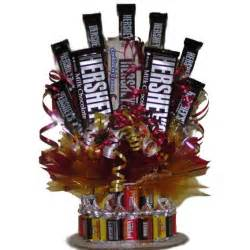 bar gifts all hershey brand gift bouquet bouquet cake