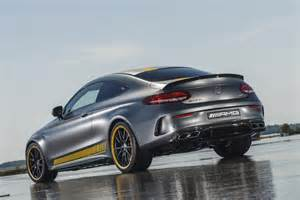 2017 mercedes amg c63 coupe edition 1 launched together