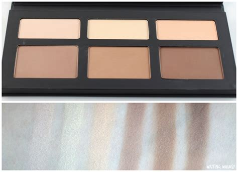 d shade and light eyeshadow palette d shade light contour palette writing whimsy