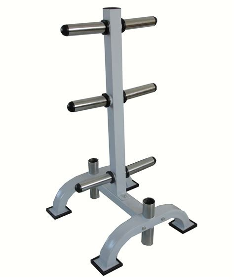 Weight Tree Rack by 1 Quot Standard 2 Quot Olympic Weight Plate Disc Bar Rack Tree