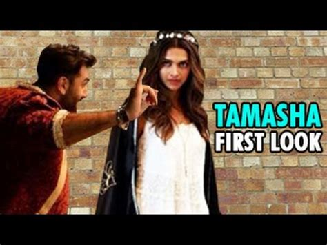 film india terbaru tamasha tamasha trailer first look ranbir kapoor deepika