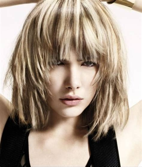 shoulderlength volume haircut 20 classy long and medium shag haircuts