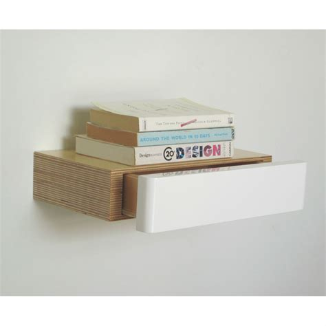 pacco floating drawer birch white homeware furniture