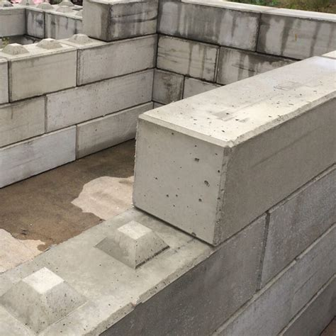 Rasenkantensteine Beton Gewicht by Betonbl 246 Cke Nach Lego System Hansky Betonwerk