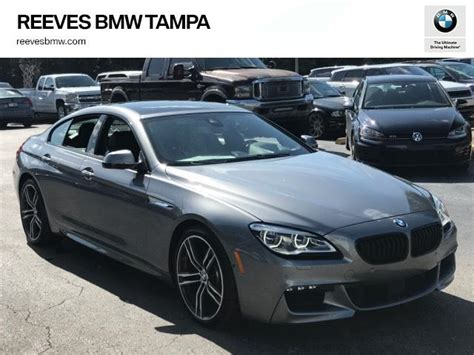 2019 Bmw 650i Xdrive Gran Coupe by New 2019 Bmw 6 Series 650i Xdrive Gran Coupe 4dr Car In