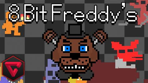 five nights at freddy s fan games 8 bit freddy s nuevos death minigames quot five nights at