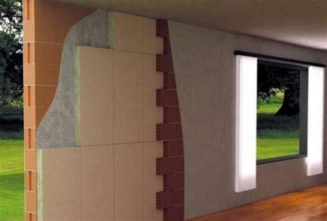 materiali per isolamento termico interno tutte le informazioni sull isolamento termico della casa