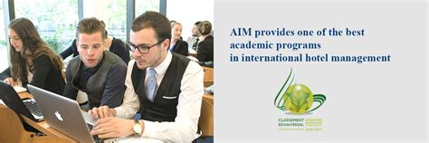Aim Mba Ranking by Hotel Management School Bachelor Mba Programs