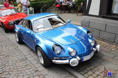 alpine a110 car classics