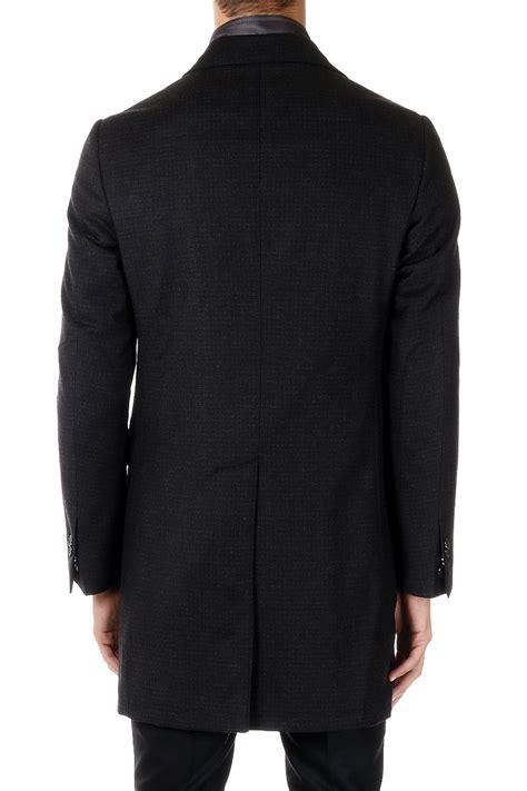 new year wool jacket id corneliani new black padded wool coat