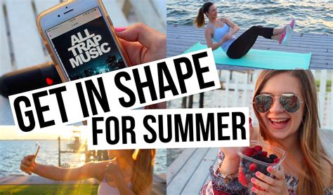 7 easy u0026 fun ways to get in shape for summer