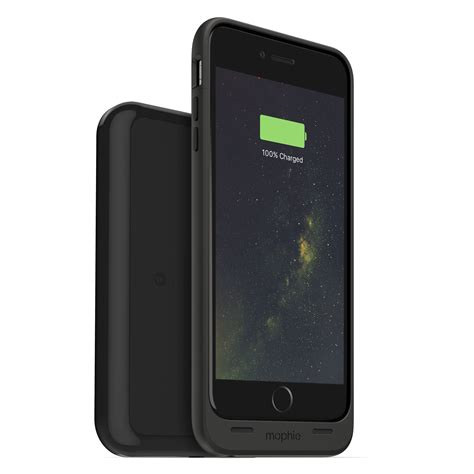 iphone   wireless charging case base mophie