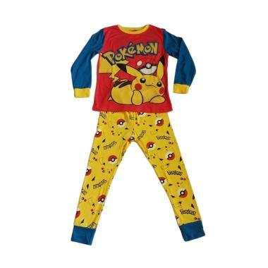 Piyama Gleoite Wardrobe Setelan Gw Baju Tidur Anak Gw S Gw12 Pendek 1 gleoite wardrobe blibli