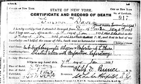 Free Birth Records New York Certificate Template Blank Certificates Templates Certificate Kanushop