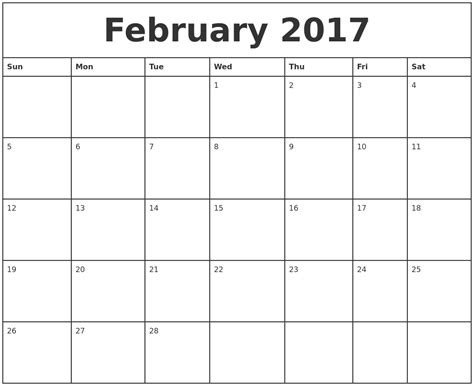online printable calendar by month august 2017 print free calendar
