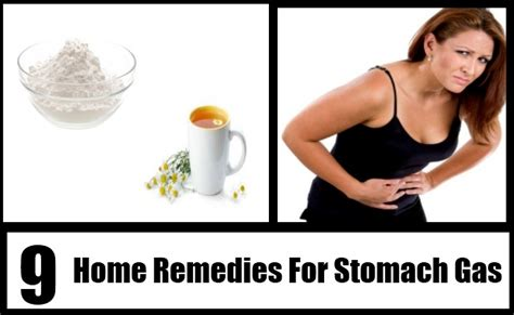 9 home remedies for stomach gas treatments and