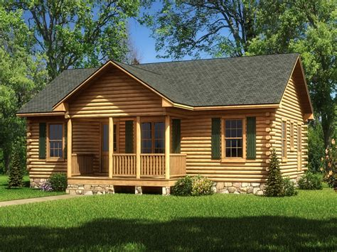 one story log homes single story log cabin homes single story log cabin homes