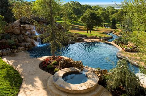 backyards with pools how it increases the value of your