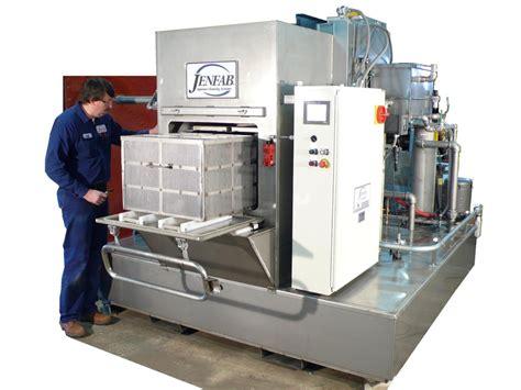 Wash Jumbo refurbished jenfab jumbo wash rinse system blast wash systems