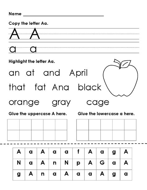 Alphabet Worksheets For Grade letter review sheets freebie flying into grade