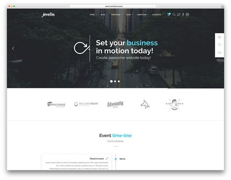 design management conference 2018 30 awesome wordpress themes for conference and event 2018