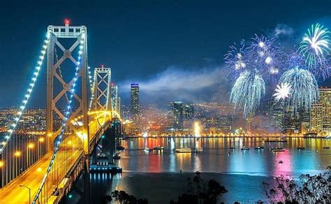 top cities in united states for new years eve 2017