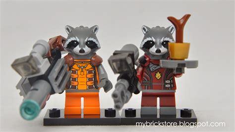 Lego Marvel Heroes 5002145 Rocket Raccoon my brick store lego marvel gotg rocket raccoon 5002145 polybag
