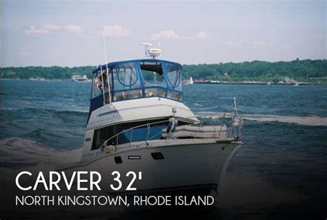 convertible fishing boat brands carver 3227 convertible for sale in north kingstown ri