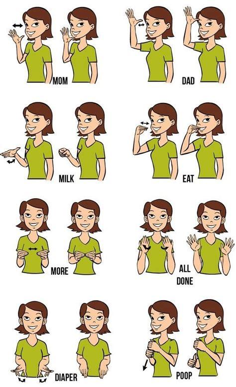 Baby Sign Language Printable