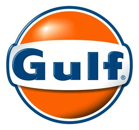 gulf car logo gulf oil logo gas station pinterest disney walt