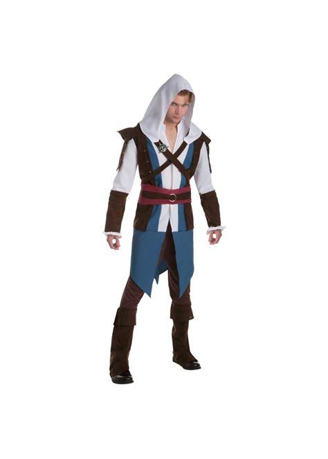Pilgrim Decorations Assassin S Creed Edward Classic Men Costume Game