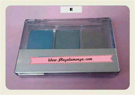 Eyeshadow Wardah Warna Biru jual wardah eyeshadow seri e plazalumonza