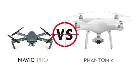 Drone Phantom 4 Pro Dji Phantom 4 Pro wat is het verschil tussen dji mavic pro en dji phantom 4