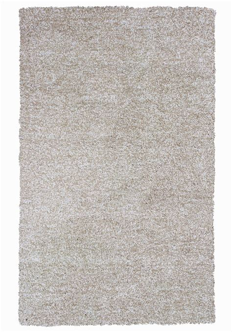 bliss ivory shag 45 quot x 27 quot rug from kas rugs coleman furniture
