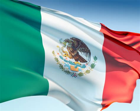 mexican flag national flag of mexico