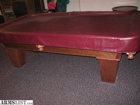 armslist for sale trade kasson pool table for ammo or