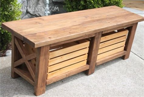 pretty  practical diy front porch benches shelterness