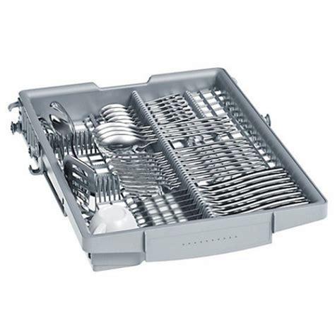 Dishwasher Cutlery Drawer by Bosch Sps59t02gb Dishwasher 45cm Slimline Cutlery Drawer
