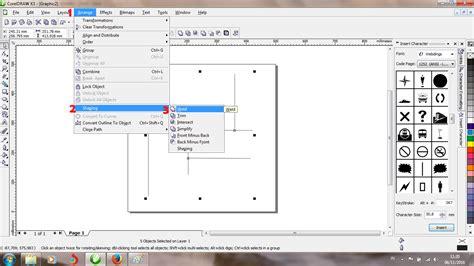 tutorial corel draw membuat tutorial cara membuat denah di corel draw mudah dan cepat