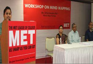 Met Mumbai Mba by Met Mba College Mumbai Met Institute Of Management