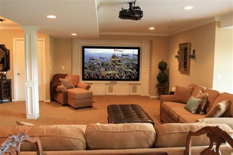basement design and layout hgtv