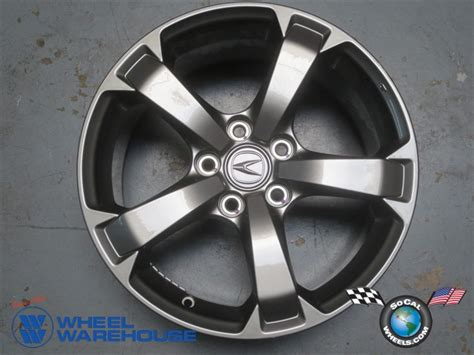 acura tl factory wheels one 09 11 acura tl factory 18 wheel oem 71786